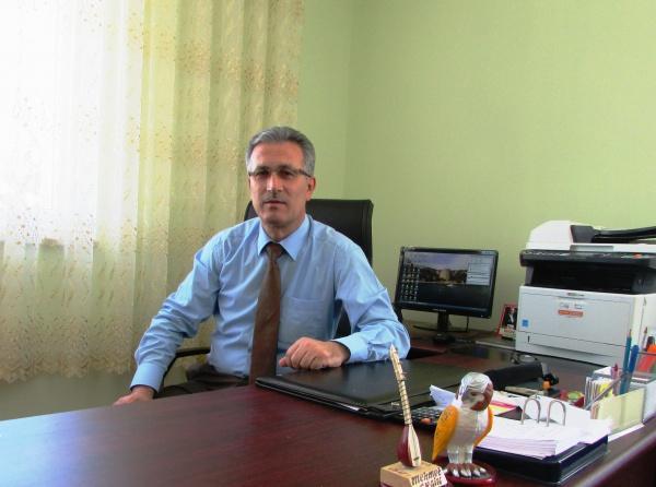 Mehmet ERGİN - Müdür Yardımcısı